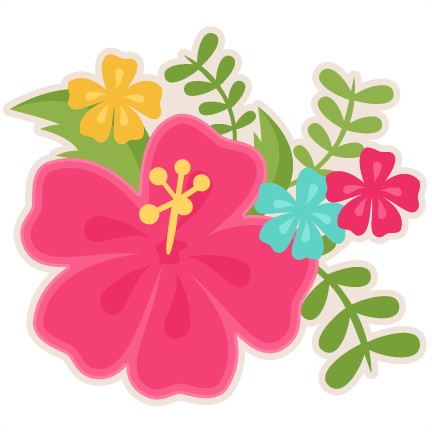432x432 Hibiscus Svg Scrapbook Cut File Cute Clipart Files For Silhouette