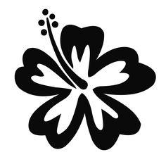 236x223 Hibiscus (Refc301) Stencil Hibiscus, Cricut
