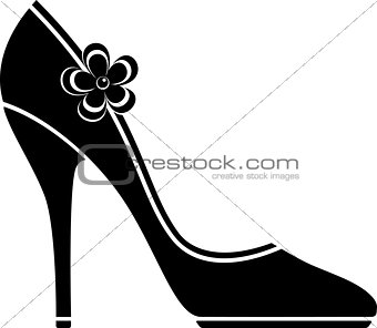 340x296 Image 5155395 High Heel Shoes (Silhouette) From Crestock Stock Photos
