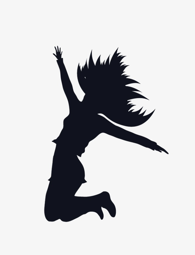 650x852 Dancing Silhouette, Dancing, High Jump, Sketch Png And Vector