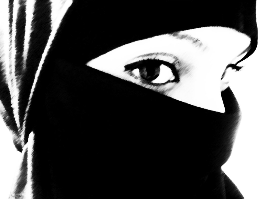 1018x785 Hijab Woman By Xmanuelx