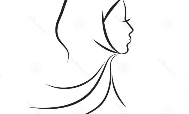 630x380 Hijab Silhouette Vector Archives