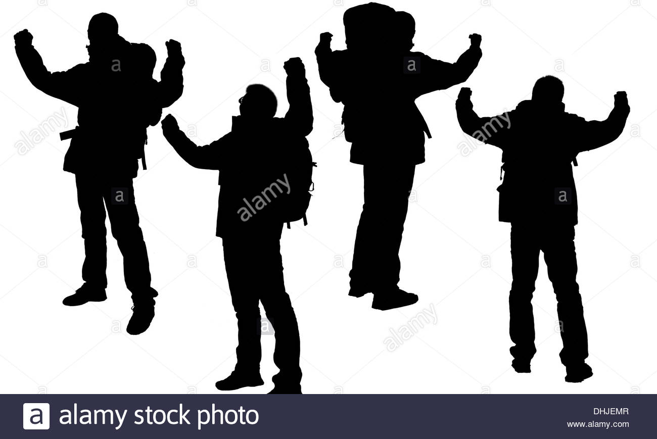 1300x869 Hikers Cut Out Stock Images Amp Pictures