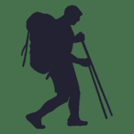 512x512 Hiking Winter Holidays