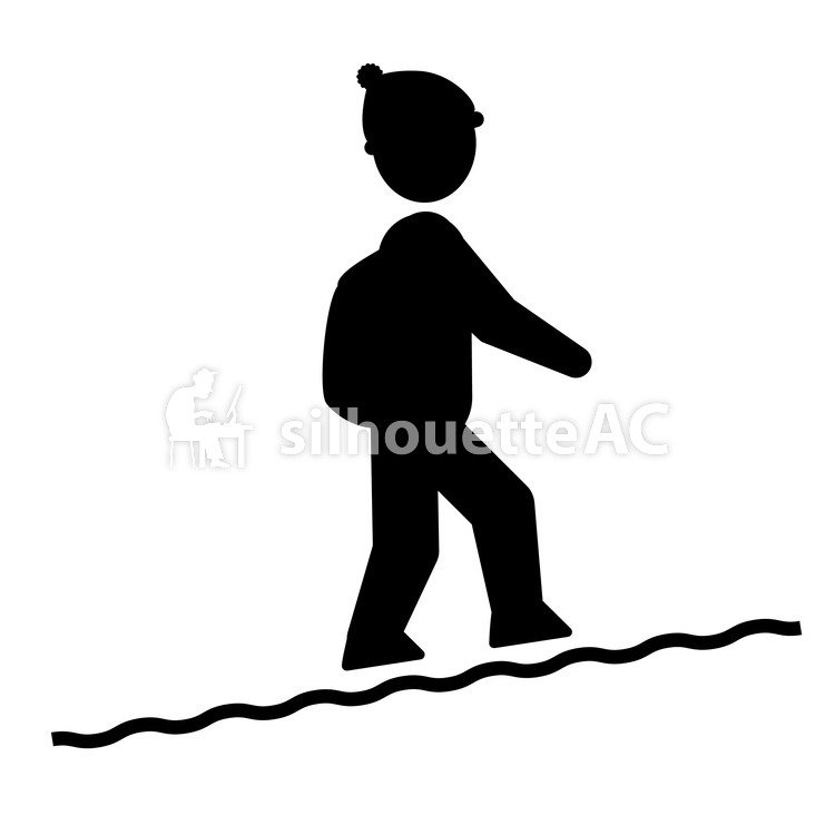 750x750 Free Silhouette Vector Winter, Icon
