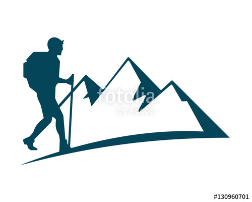 500x400 Hiking Mountain Sport Stock Image And Royalty Free Vector Files