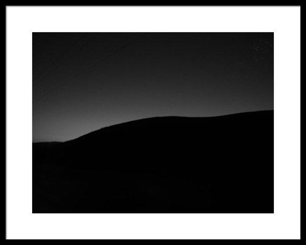 600x480 Silhouette Hill