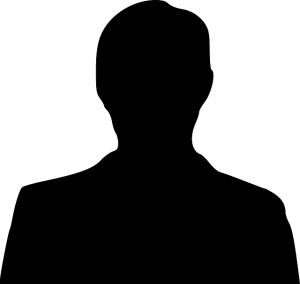 300x284 Silhouette Of A Man 36181 640