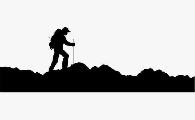 650x400 Survivor Silhouette, Wilderness, Seek Survival, Wilderness