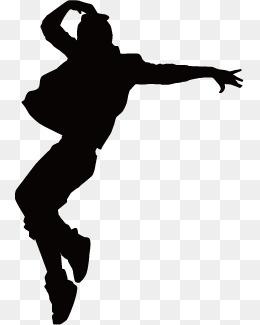 260x325 Hop Jazz Dancer Silhouette, Jazz, Dance, Dancing Png Image