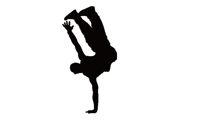 721x406 Hip Hop Dance Silhouette Hip Hop Music Clip Art
