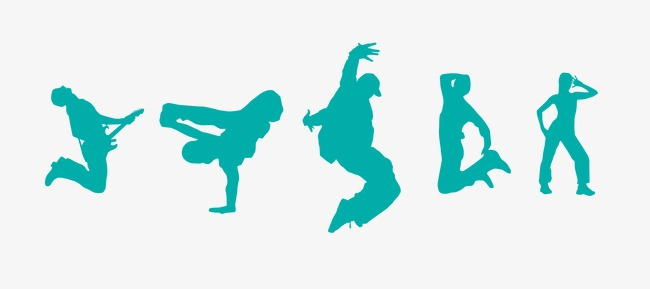 650x289 Dance, Dance Competition, Hip Hop, Dancing Silhouette Png Image