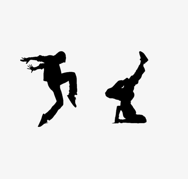650x618 Hip Hop Silhouette Figures, Hip Hop, Character, Sketch Png And Psd