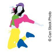 180x179 Hip Hop Silhouette Vector Clip Art Eps Images. 1,780 Hip Hop