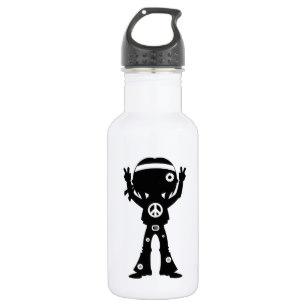 307x307 Hippie Water Bottles Zazzle