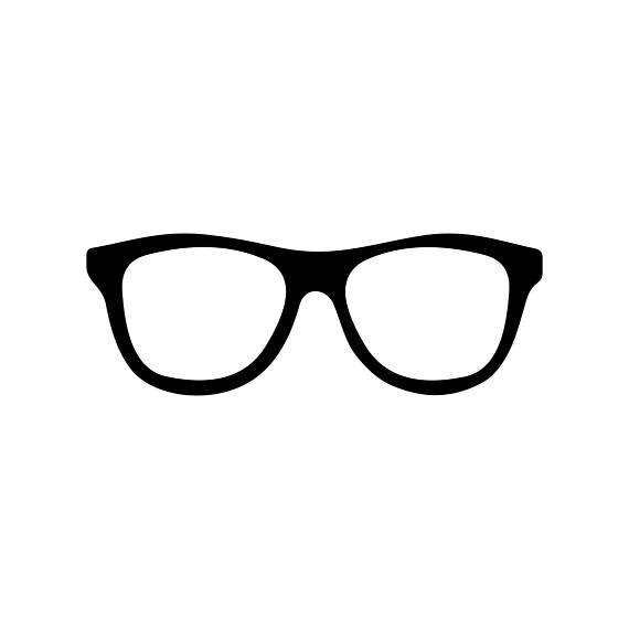 570x570 Hipster Glasses Graphics Svg Dxf Eps Png Cdr Ai Pdf Vector Art