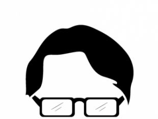 310x233 Silhouette Hipster Free Vector Free Vectors Ui Download