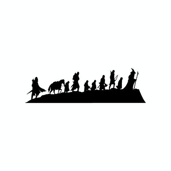 570x570 Fellowship Silhouette