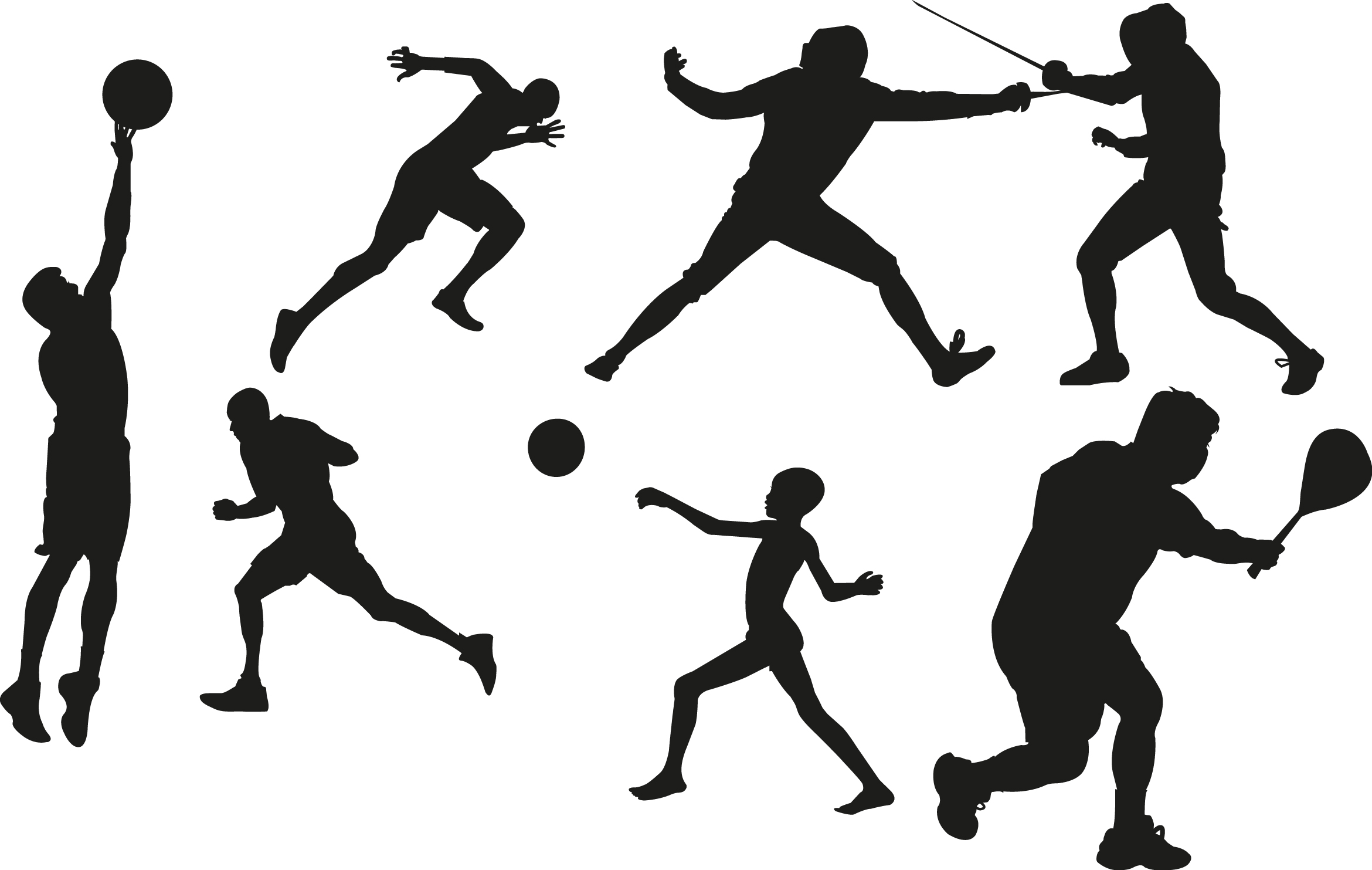 2340x1483 Clipart Download Free Sports