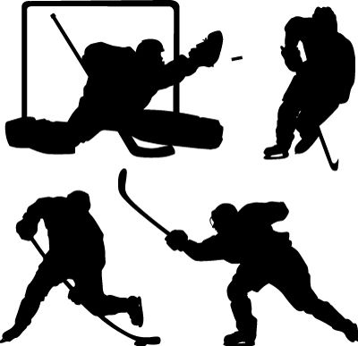 400x387 Hockey Sequence Wall Decals Hockey, Hockey Goalie And Goalie Quotes