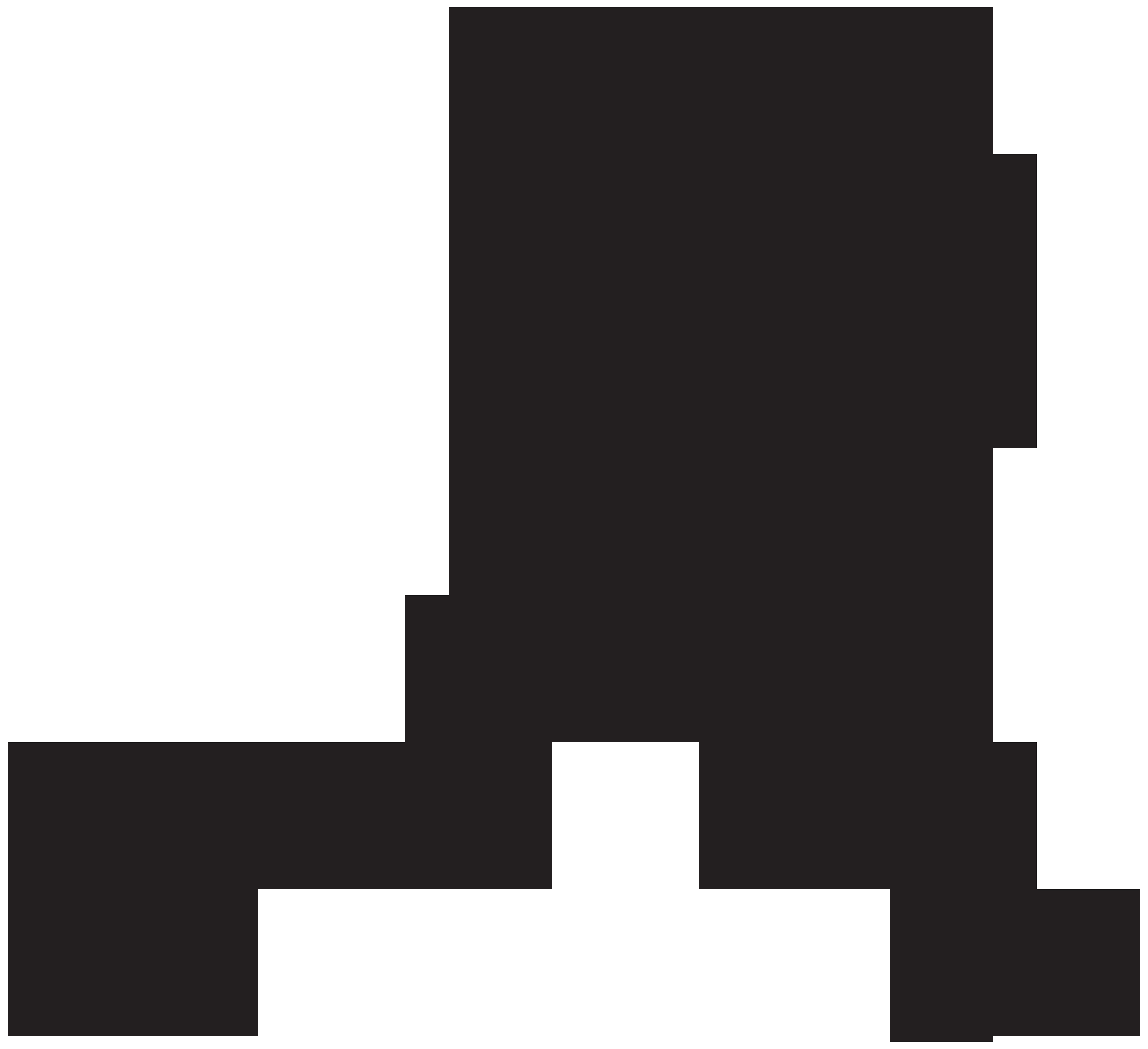 8000x7307 Hockey Player Silhouette Png Clip Artu200b Gallery Yopriceville