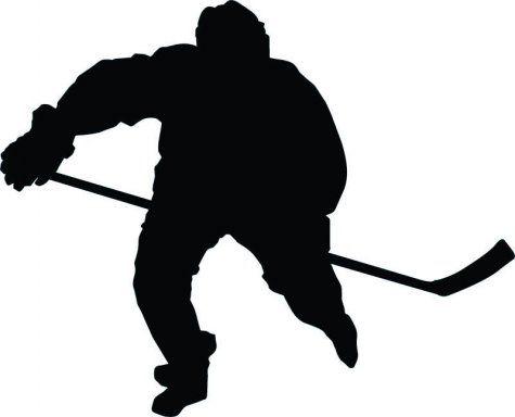 475x384 Hockey Silhouette