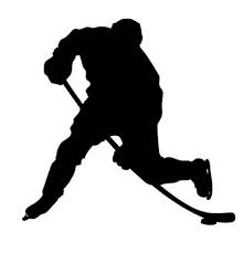 220x229 Image Result For Black Silhouette Hockey Player Tattoo