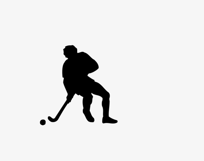 650x512 Hockey Silhouette, Puck, Ball, Sports Png And Vector For Free Download