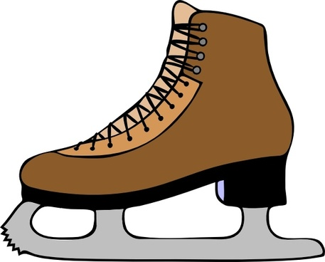 457x368 Ice Skating Silhouette Free Vector Download (6,178 Free Vector