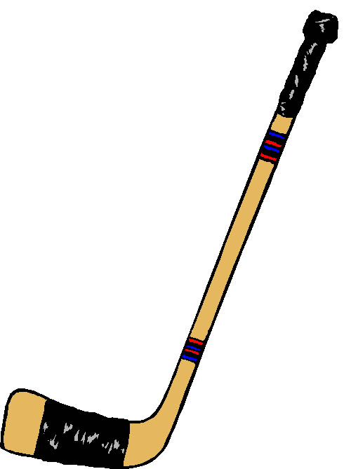 490x669 Hockey Sticks Clipart