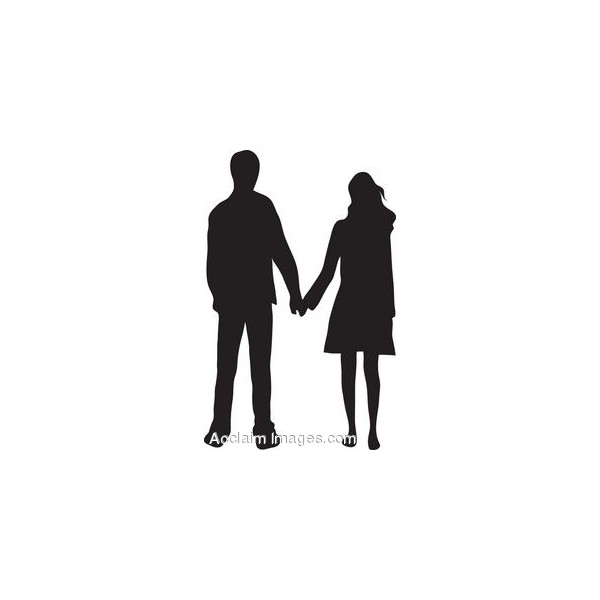 600x600 Photos Couple Holding Hands Silhouette,