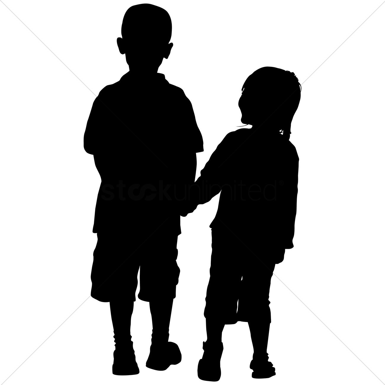 1300x1300 Wonderful Inspiration Kids Holding Hands Leaf Template Com Cartoon