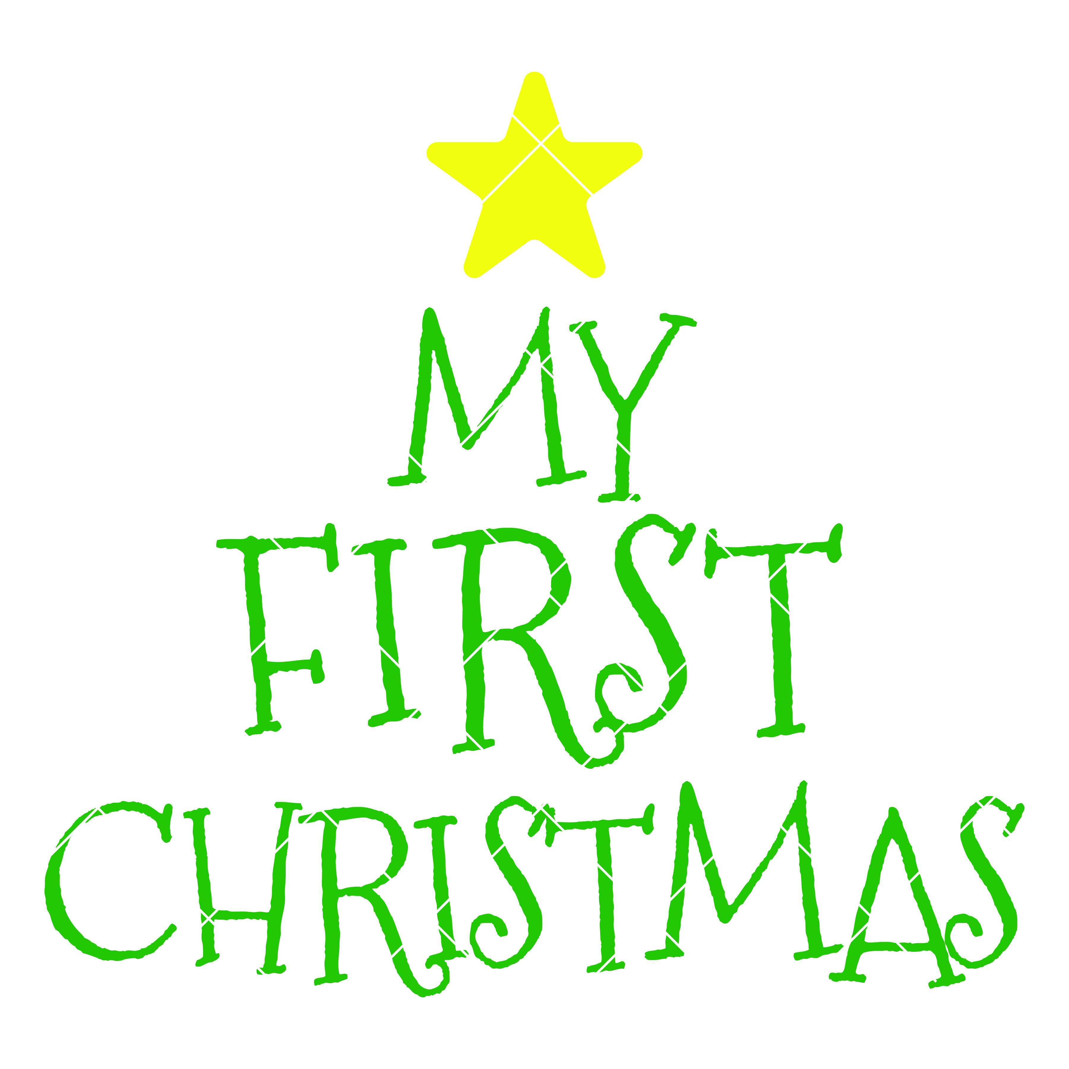 3600x3601 My First Christmas Svg, Christmas Svg, Xmas Svg, Holiday Svg