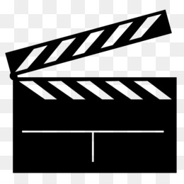 260x260 Photographic Film Movie Camera Clapperboard Clip Art