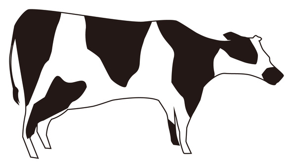 593x340 Free Cliparts Cattle, Holstein, Farm, Butcher