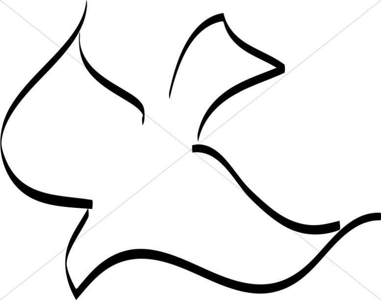 776x612 Holy Spirit Dove Dove Clipart