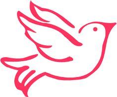 236x197 Holy Spirit Dove Drawing