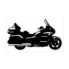 goldwing motorcycle clipart  Honda Silhouette at GetDrawings.com | Free for personal use Honda ...