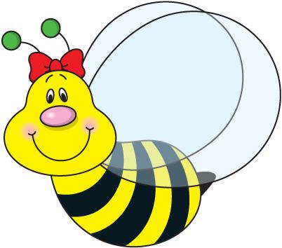 402x354 Bumblebee Clipart Animal 3111697