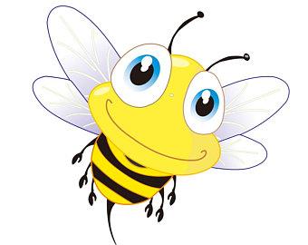 340x270 Honeybee Svg Etsy
