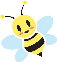 Honeybee Silhouette