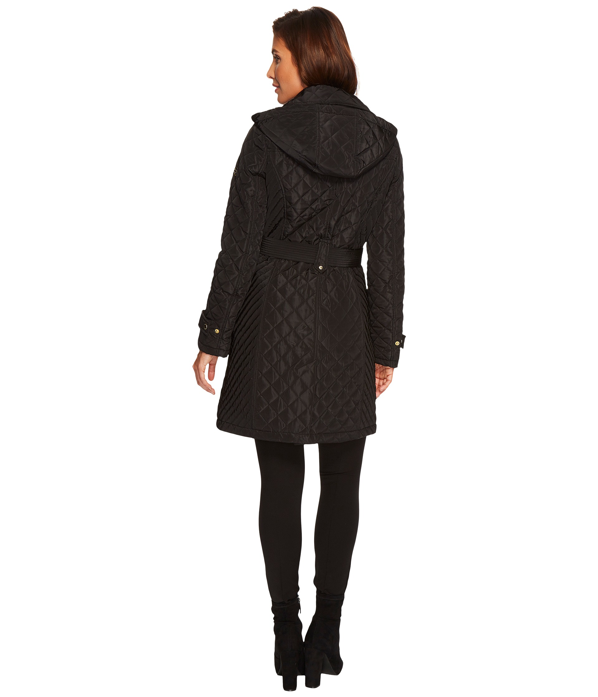1920x2240 Michael Kors Womens Snap Quilt With Hood M423024cz Modern Cut