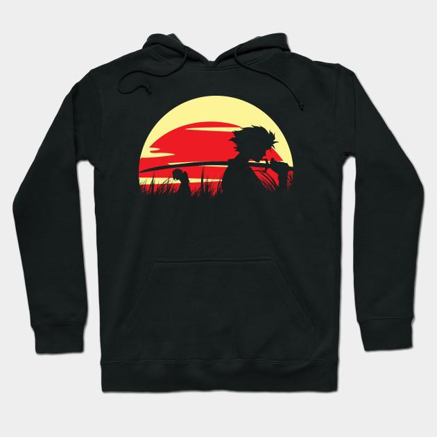 630x630 Samurai Champloo Silhouette