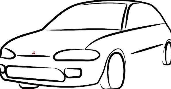 595x310 Car, Carriage, Traffic, Horse, Transportation, Mitsubishi, Colt