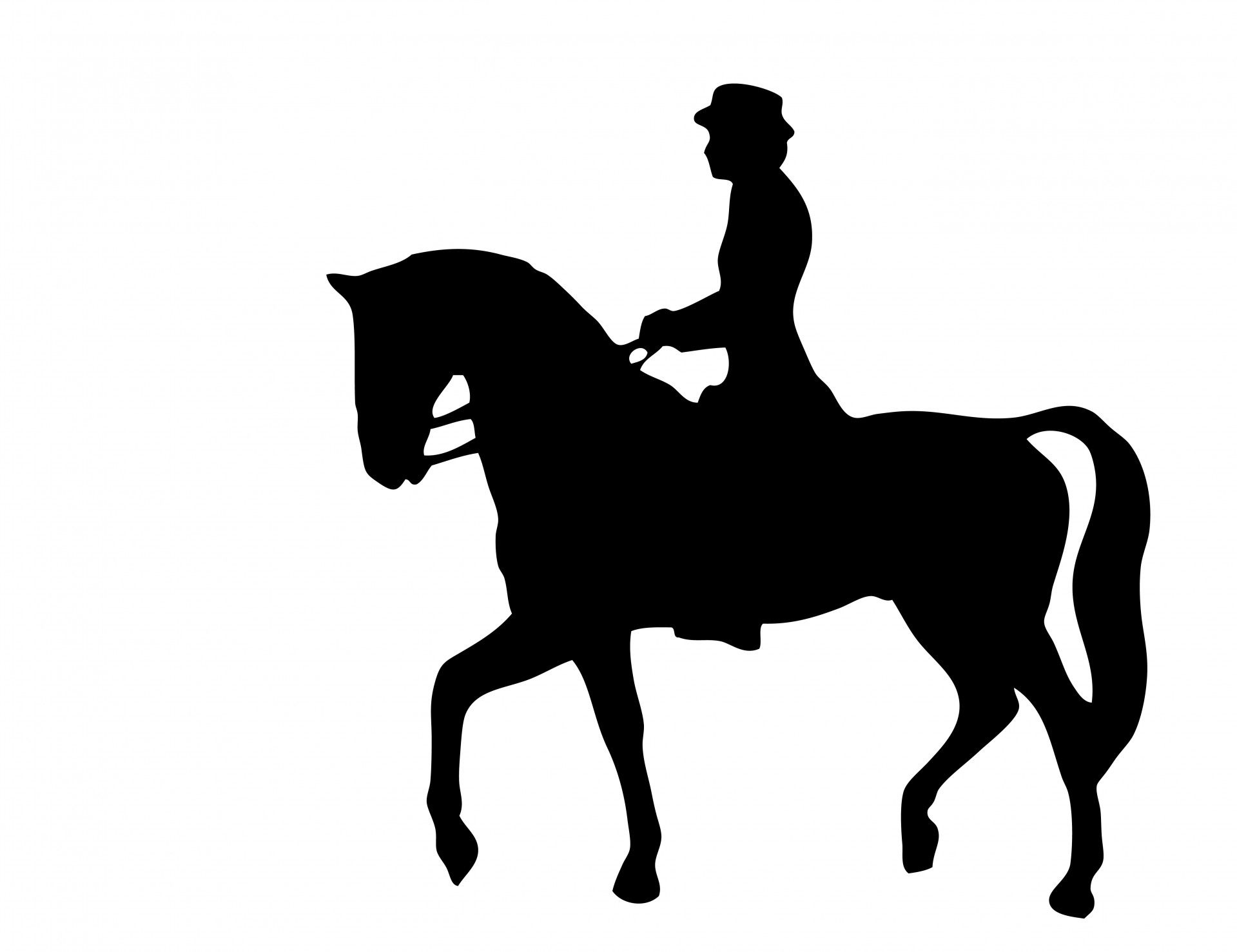 1919x1477 Horse Riding Silhouette Horse Rider Silhouette Clipart Free