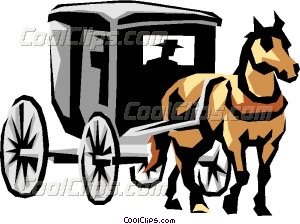300x224 Carriage Clipart Horse Drawn Carriage