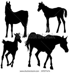 236x246 Horse And Carriage Svg Silhouettes, Cricut And Svg