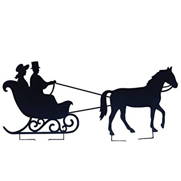 horse drawn sleigh silhouette at getdrawings com free for personal rh getdrawings com Horse-Drawn Sleigh Clip Art Christmas Horse-Drawn Sleigh Clip Art