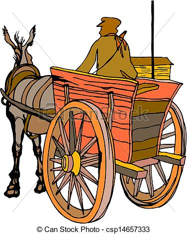 Horse Drawn Sleigh Silhouette At Getdrawings Com Free For Personal