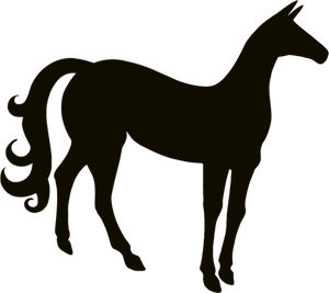 horse silhouette clip art at getdrawings com free for personal use rh getdrawings com